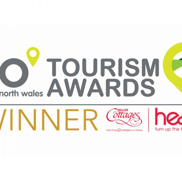 Winner Go North Wales Tourism Awards