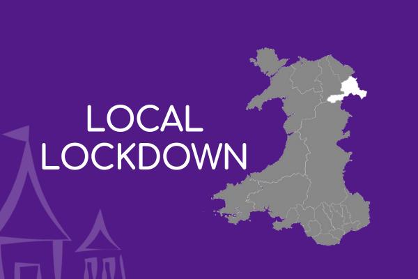 Wrexham Local Lockdown