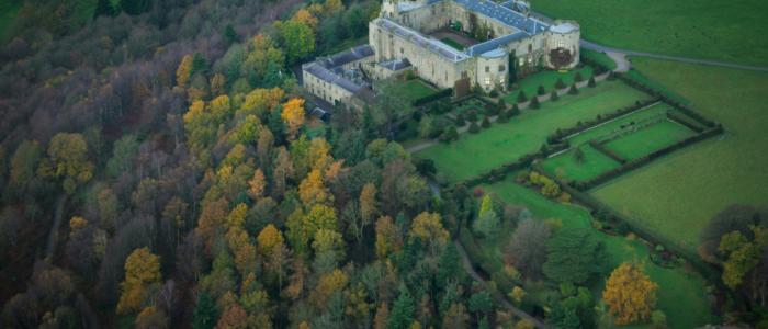 Chirk Castle_Plassey