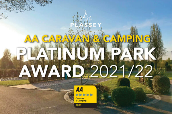 Plassey_AA Five Platinum Pennant Rating